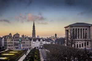 Bruksela-ogrody