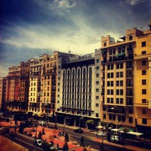 Madryt-architektura