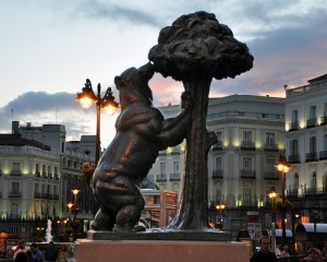 Madryt-symbol-miasta