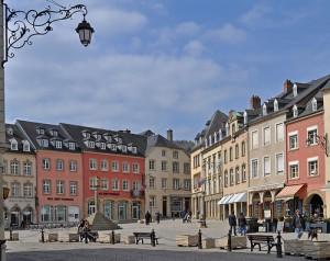 Luksemburg-miasto